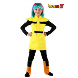 Fantasia Bulma Dragon Ball Infantil