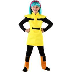 Fantasia Bulma Dragon Ball Infantil