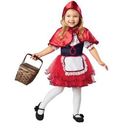 Fantasia Chapeuzinho Vermelho Luxo Infantil