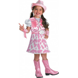 Fantasia Cowgirl Pink Country Luxo