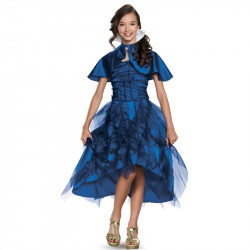 Fantasia Descendentes Disney Evie Infantil Vestido