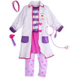 Fantasia Doutora Brinquedo Disney Luxo Infantil