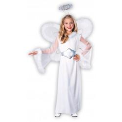 Fantasia Infantil Anjo Celestial