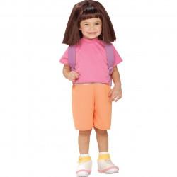 Fantasia Infantil Dora a Exploradora