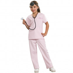 Fantasia Infantil Medico Doutora