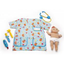 Fantasia Infantil Médico Pediatra Little one