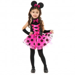 Fantasia Infantil Minnie Mouse Tutu Luxo