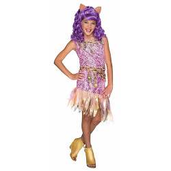 Fantasia Infantil Monster High Clawdeen Wolf Chic