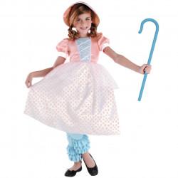 Fantasia Infantil Pastora de Ovelhas Bo Peep Toy Story