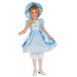 Fantasia Infantil Pastora de Ovelhas Bo Peep Toy Story Azul