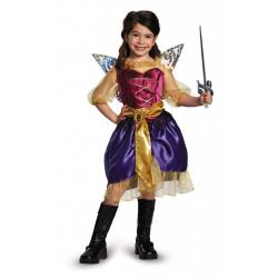Fantasia Infantil Pirata Zarina