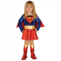 Fantasia Infantil Supergirl
