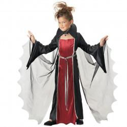 Fantasia Infantil Vampira Garota
