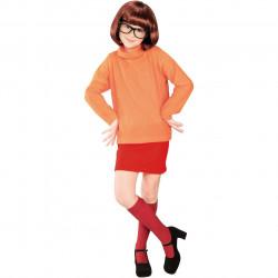 Fantasia Infantil Velma Scooby Doo