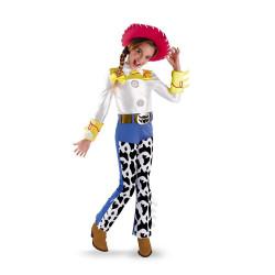 Fantasia Jessie Infantil Luxo Toy Story