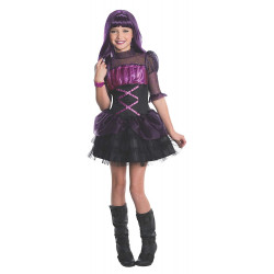 Fantasia Monster High Elissabat Infantil Luxo