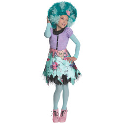 Fantasia Monster High Honey Swamp Infantil Luxo