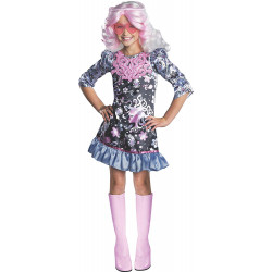 Fantasia Monster High  Viperine Gorgon Infantil Luxo