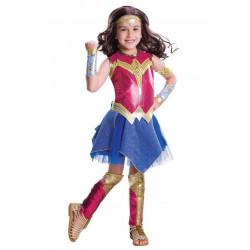 Fantasia Mulher Maravilha A Origem da Justiça Infantil