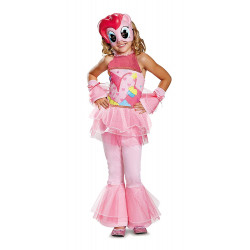 Fantasia My Little Pony Pink Pie Infantil Alegre