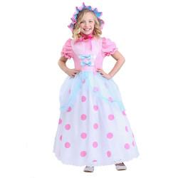 Fantasia Pastora de Ovelhas Bo Peep Toy Story Luxo Infantil