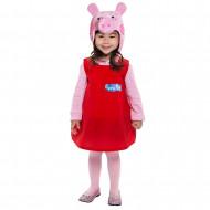 Fantasia Pepa a Porquinha Infantil Luxo