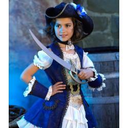 Fantasia Pirata Encantadora Infantil