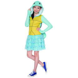 Fantasia Pokemon Squirtle Infantil Clássica