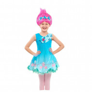 Fantasia Poppy Trolls Infantil