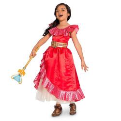 Fantasia Princesa Elena de Avalor infantil Luxo