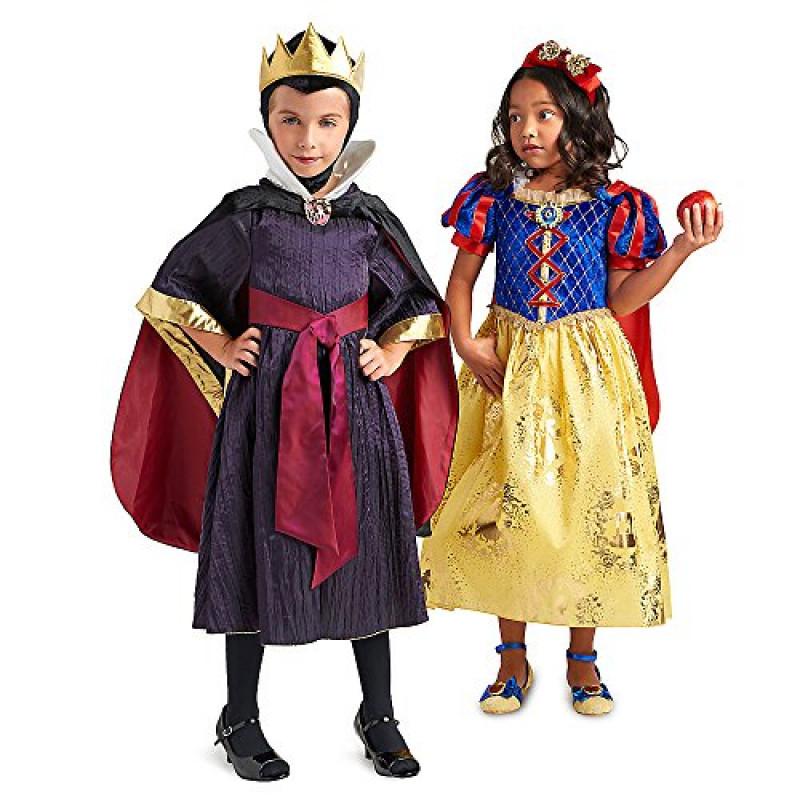 b6a12a38d Fantasia Rainha Má Disney Branca De Neve Infantil