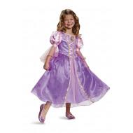 Fantasia Rapunzel Enrolados Disney Infantil Clássica