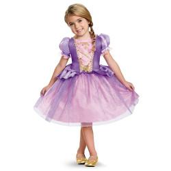Fantasia Rapunzel Enrolados Infantil Bailarina