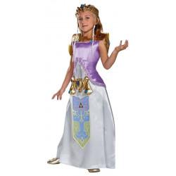 Fantasia Zelda Lenda da Zelda Sopro da Natureza Infantil Luxo