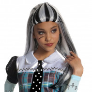 Peruca Infantil Monster High Frankie Stein