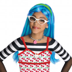 Peruca Infantil Monster High Ghoulia Yelps