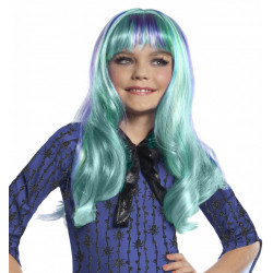 Peruca Infantil Monster High Twyla