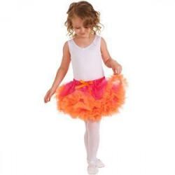Saia Tutu de Ballet Laranja