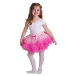 Saia Tutu de Ballet Rosa