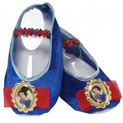 Sapato Branca de Neve Infantil