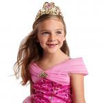 Tiara Coroa Aurora Bela Adormecida Disney Luxo
