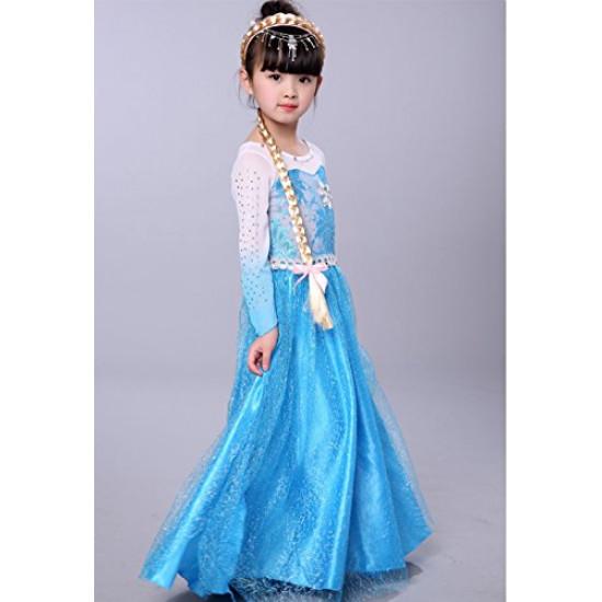 Tiara Peruca Rapunzel Enrolados Disney Infantil Clássica