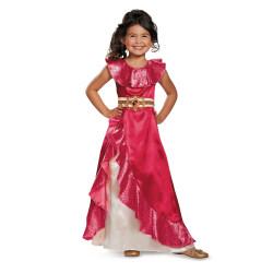 Vestido Princesa Elena de Avalor infantil Clássico
