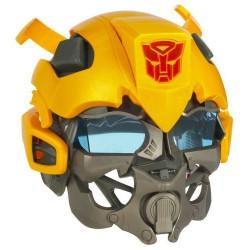 Capacete Máscara Transformers Bumblebee