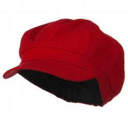 Chapéu Boné Infantil Vermelho