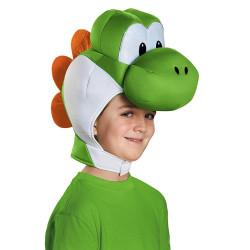 Chapéu Fantasia Yoshi Infantil
