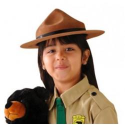 Chapéu Guarda Florestal Infantil