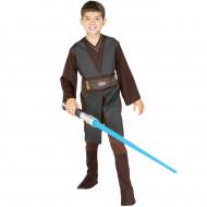 Fantasia Anakin Luke Skywalker Jedi Infantil Star Wars