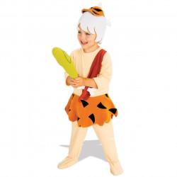 Fantasia Bam-Bam dos Flintstones Infantil