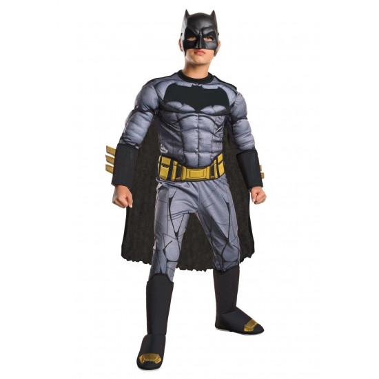 Fantasia Batman A Origem da Justiça Infantil Luxo